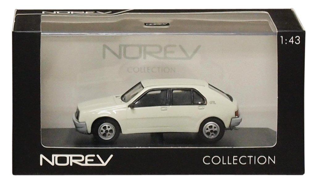 Renault 14 GTL weiß 1:43 Norev Modellauto 511410
