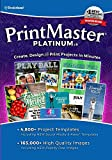 Software : PrintMaster v8 Platinum