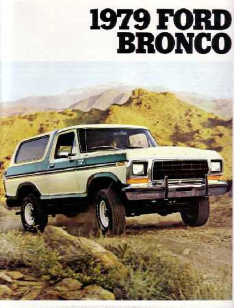 Schön 79 Ford Bronco Specs Fotos - Elektrische Schaltplan-Ideen ...