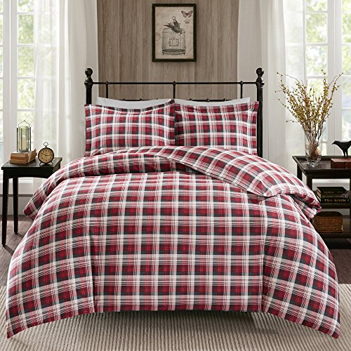 Woolrich Flannel Comforter Mini Set (Flannel Mini Comforter Set)