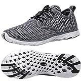 ALEADER Men's Xdrain Classic 3.0 Water Shoes Dark Gray 7 D(M) US