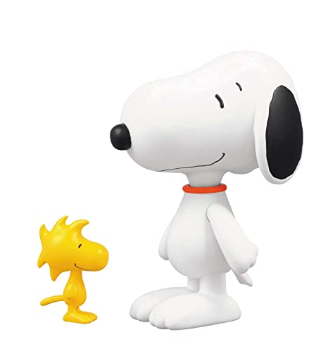 d3a89651be Image Unavailable. Image not available for. Color  Medicom Peanuts  Snoopy  and Woodstock Ultra ...