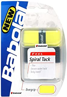 Babolat Spiral Tack Overgrip (Assorted) by Babolat