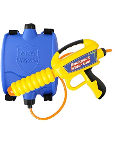 Amazon com: Water Guns, Blasters & Soakers: Toys & Games: Squirt