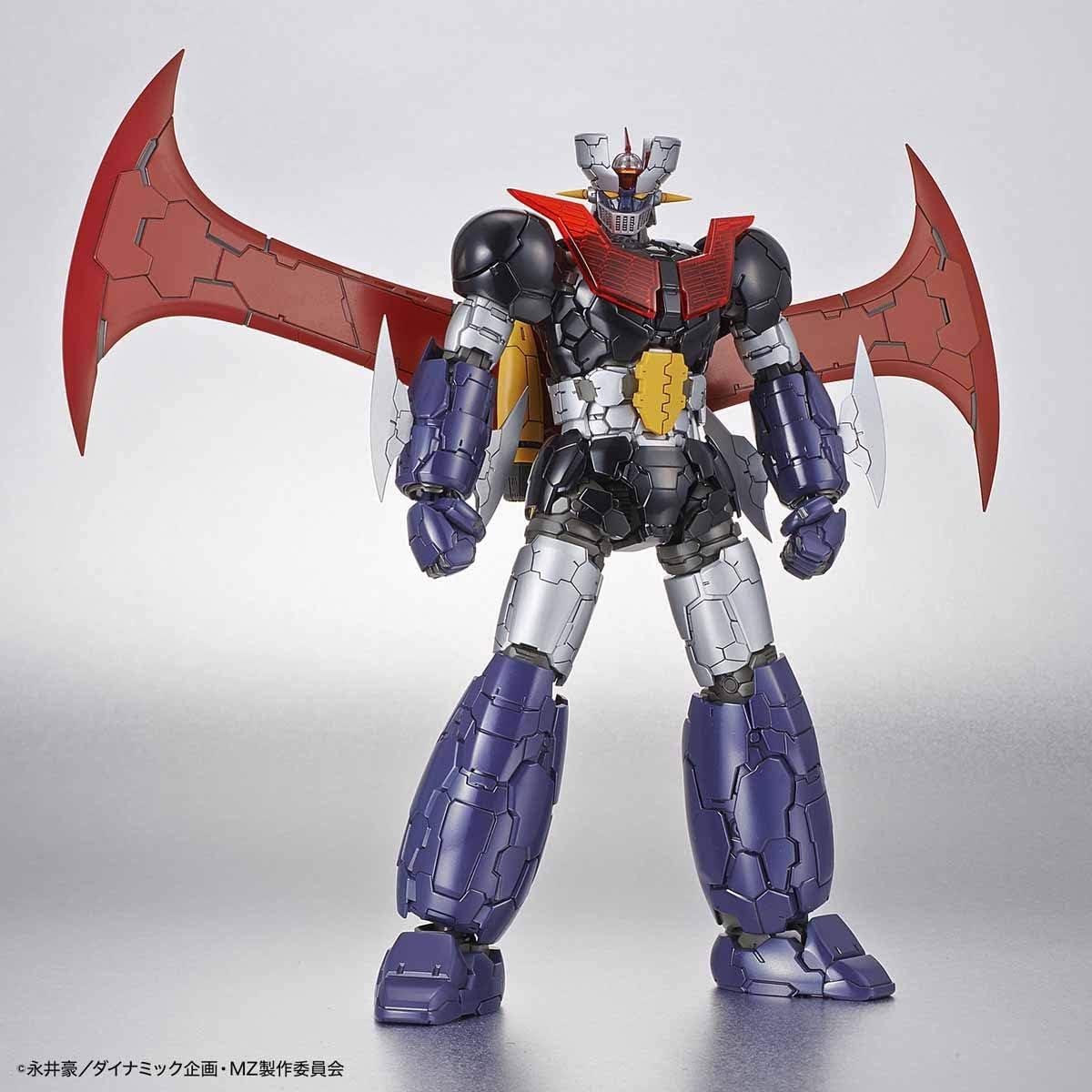 Bandai Hobby- Gundam Model Kit Mazinger Z, Multicolor, Scala 1/144, 17.5 cm (Bandai BDHMA303671): Amazon.es: Juguetes y juegos