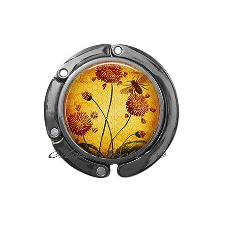 Amazon.com: ZE280 - Gancho para bolso de abeja, diseño de ...