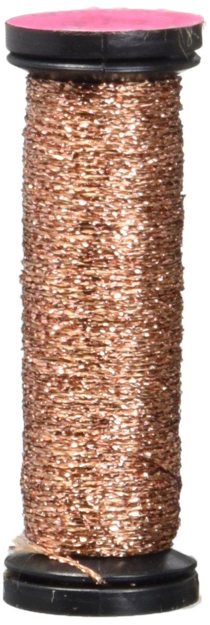 Kreinik Very Fine Metallic Braid #4 12yd-Citron