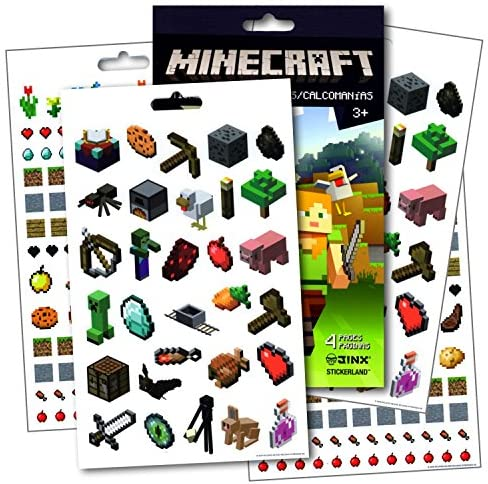 Minecraft Stickers Over 295 Fun product image