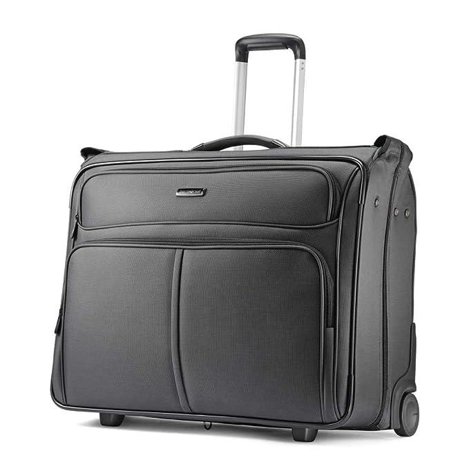 804190bf8 Amazon.com | Samsonite Underseat, Charcoal | Luggage