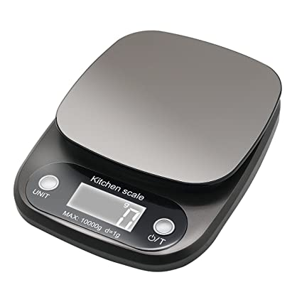 4f11931e2bf9 Amazon.com: Digital Kitchen Scale Backing Cooking Food Weight Scale ...