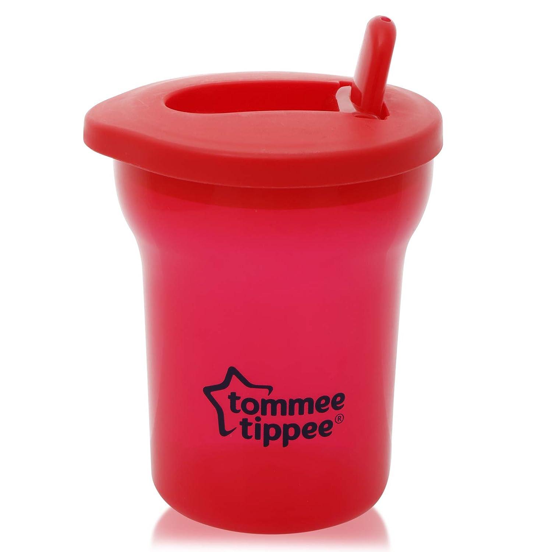 200ml Rojo Tommee Tippee Essential Basics Primer vaso de precipitados 4m