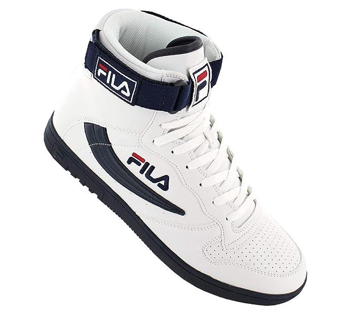 Fila Heritage FX 100 Mid Schuhe 44,0 whitedress blue