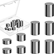 Ruisita 3.25 Ounce Tungsten Pinewood Derby Weights Pinewood Derby Car Weights Tungsten Weights Cylinders Weights in Assorted