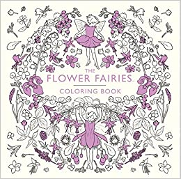 The Flower Fairies Coloring Book: Cicely Mary Barker: 9780241281796 ...