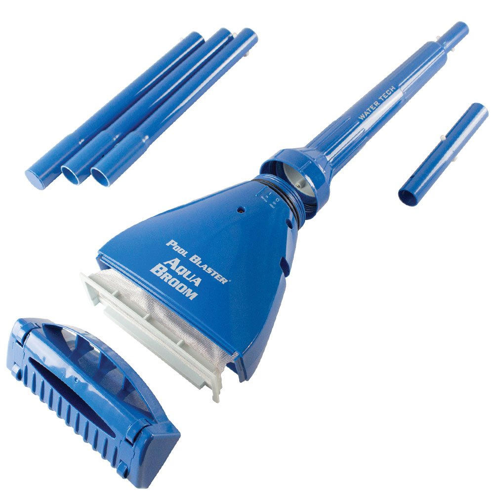 Pool Blaster Aqua Broom Pool Vacuum 2 Ft. To 4 Ft.