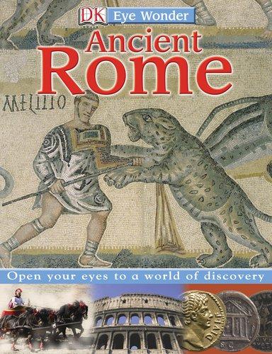 Eye Wonder: Ancient Rome PDF