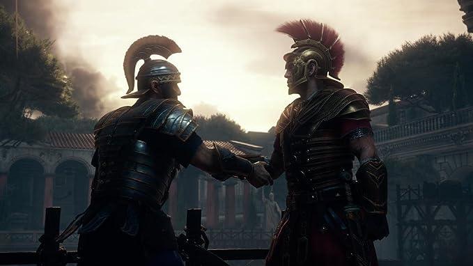 Ryse: Son Of Rome [Importación Francesa]: Amazon.es: Videojuegos