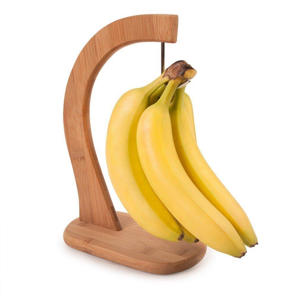 JapanBargain Brand - 竹製家庭用品 Banana Hanger 4095 B072K1M4PG BananaHanger BananaHanger