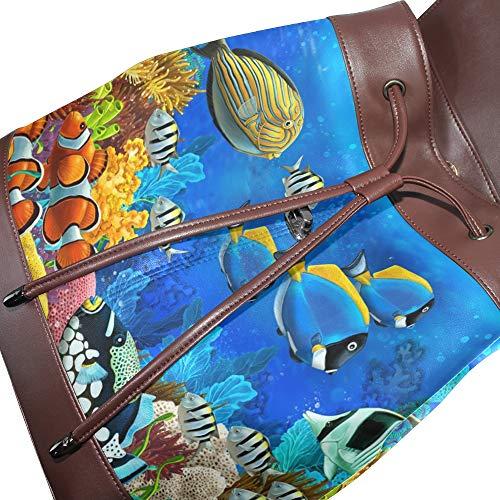 à Sac unique Taille DragonSwordlinsu multicolore au femme main porté dos pour O1aqZw
