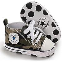 Babycute - Zapatillas de lona para bebé