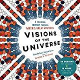 img - for Visions of the Universe: A Coloring Journey Through Math's Great Mysteries book / textbook / text book