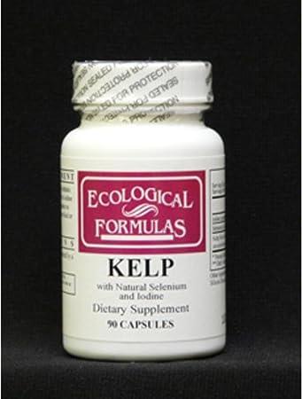 Ecological Formulas Kelp 90 caps