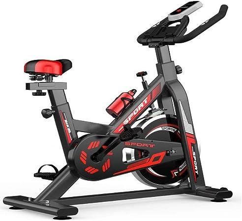 L-SLWI Bicicleta De Spinning Tranquila, Bicicleta Estática Regalo ...