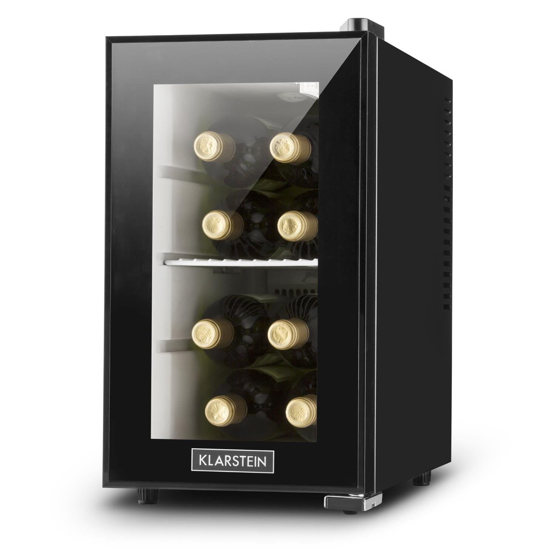 Klarstein Beerlocker S • Mini Kühlschrank • Getränkekühlschrank • 21 ...