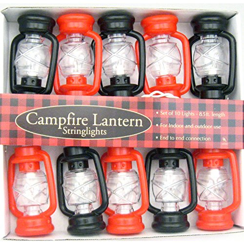 Dennis East International Camp Lantern String Lights