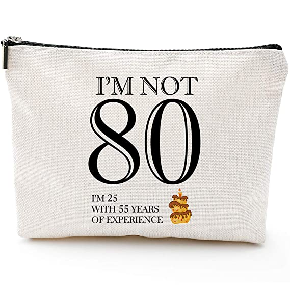 I'm not 80, 80th Birthday Gifts for Women