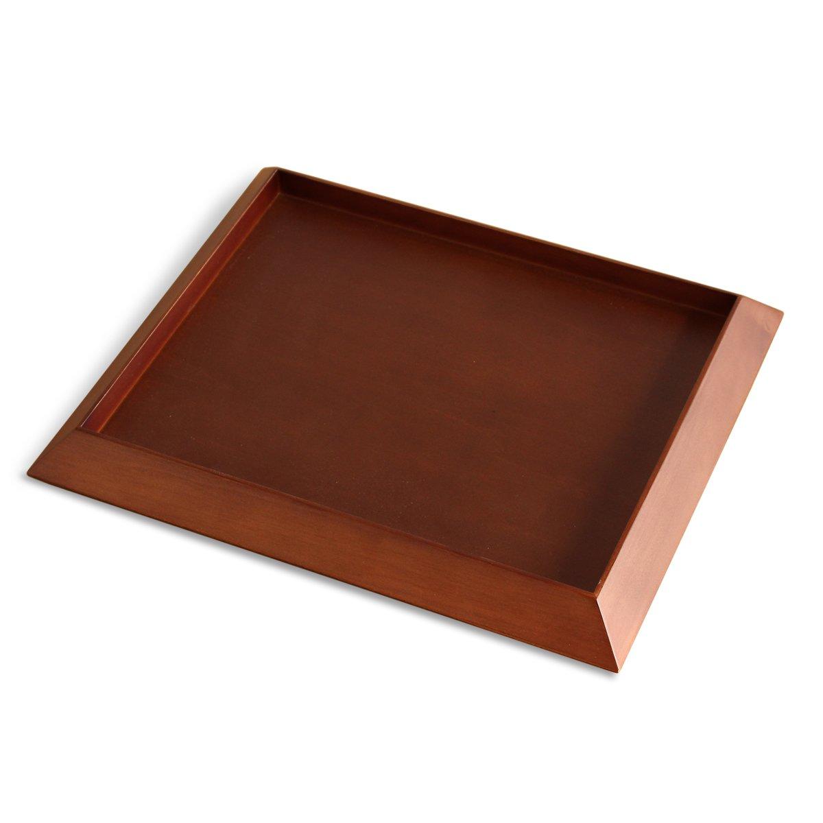 SiliO 木製卓上整理トレイ