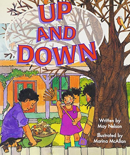 Up and down: Set A Emergent/Early Guided Readers (Storyteller Setting - Readers Sets Emergent