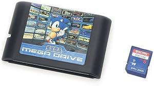 Sega Genesis MegaDrive 820 in 1 Cartridge FOR USA, Japanese European CONSOLE
