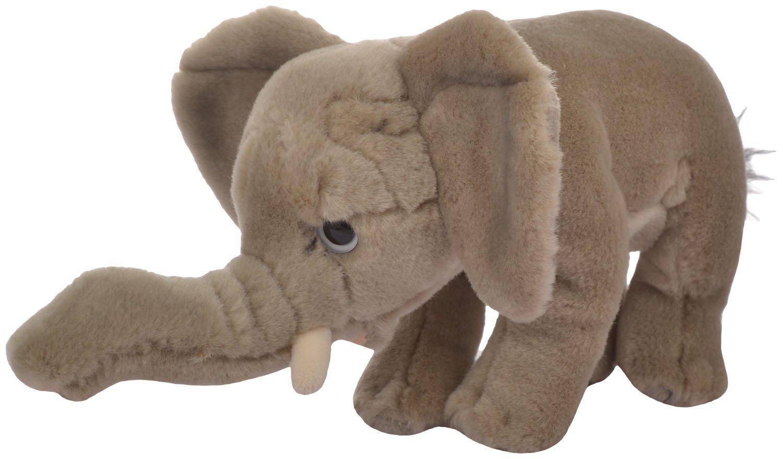 Hamleys Baby Elephant Soft Toy, Grey (4-inch) (B01931YCV4) Amazon Price History, Amazon Price Tracker