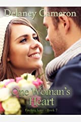 One Woman's Heart (Finding Love Book 7) Kindle Edition