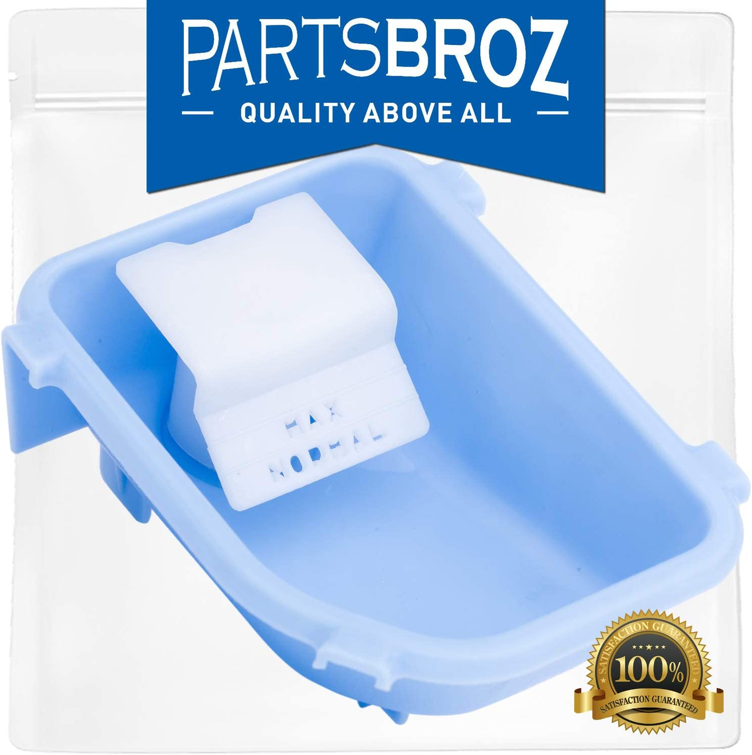 3891ER2003A Liquid Detergent Box Assembly for LG Washers by PartsBroz – Replaces Part Numbers AP4436613, 267454, 3890ER2003A, 3891ER2003B, 3891ER2003D, AH3522644, EA3522644, PS3522644