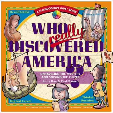 d America: Unraveling the Mystery & Solving the Puzzle (Kaleidoscope Kids) ()