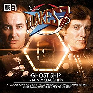 Blake's 7 2.4 Ghost Ship Audiobook