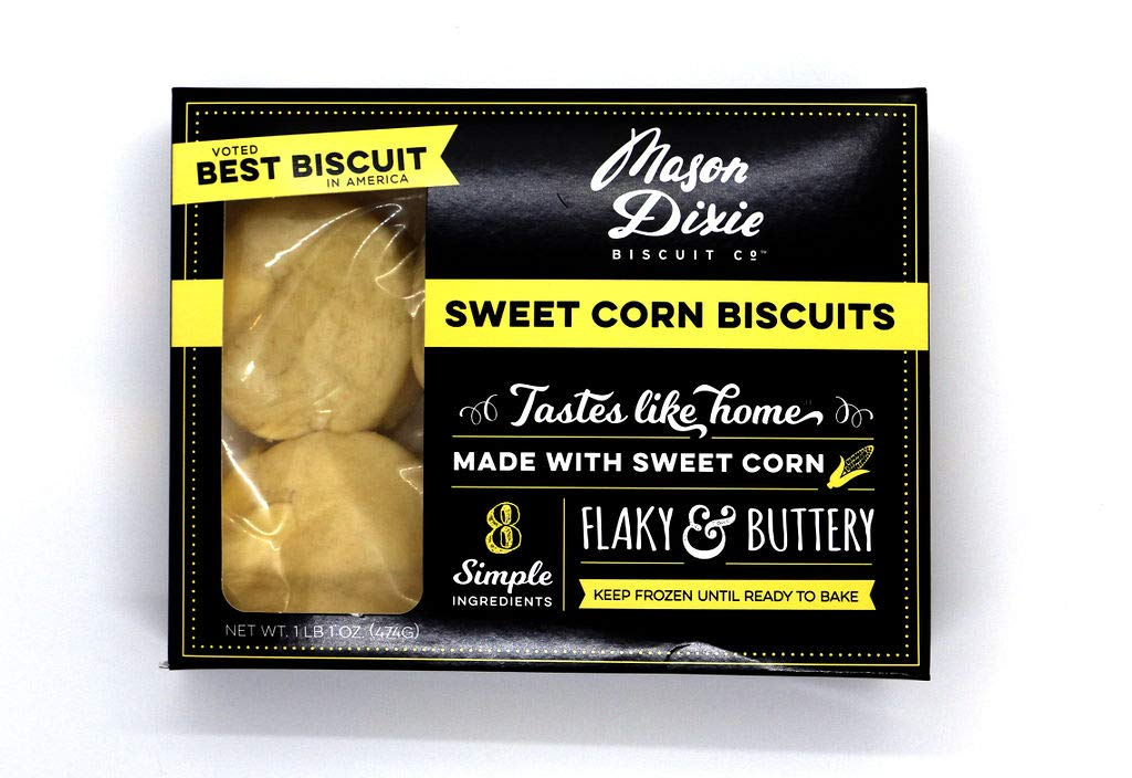 Frozen Sweet Corn Biscuits - 24 Count