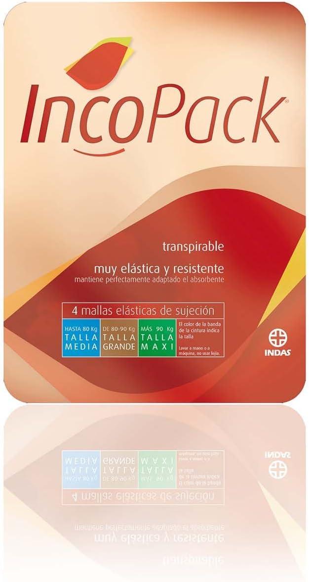 INCOPACK BRAGA ELASTICA T/MAXI 4UND.: Amazon.es: Salud y cuidado personal