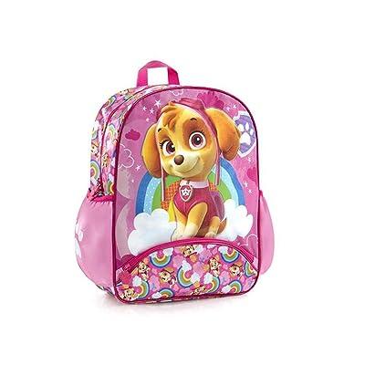 Nickelodeon Paw Patrol Skye Core Backpack for Kids - 15 Inch School Bag [Pink] | Kids' Backpacks