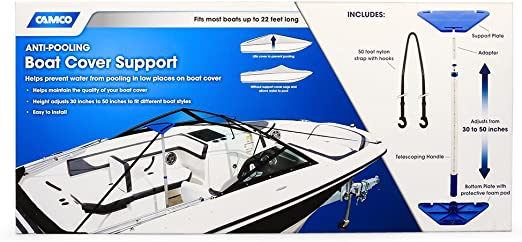 Aircraft Grade Deluxe Telescoping Boat Hook Adjusts 4/' to 7/'