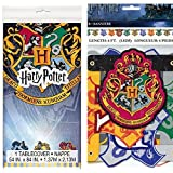 Wizard–Harry Potter y pancarta de fiesta, mantel Set
