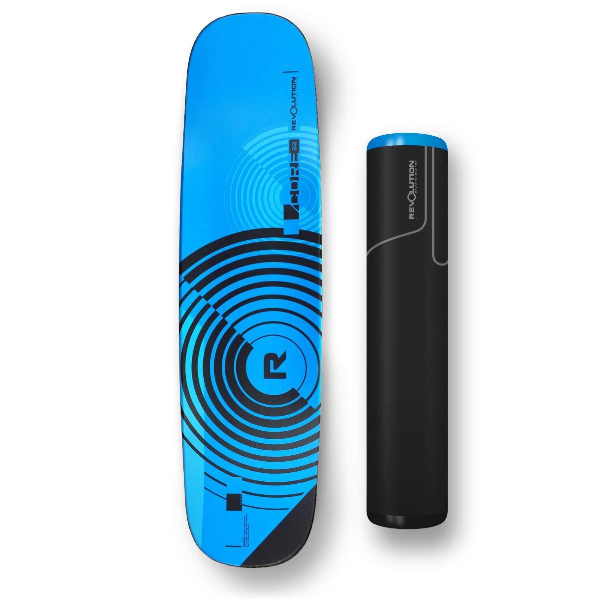 人気 Revolutionコア32 上級バランスボード B01G5W6KPA B01G5W6KPA (Blue/Black) (Blue/Black) (Blue/Black) (Blue/Black), dish(ディッシュ):281fd9d4 --- arianechie.dominiotemporario.com