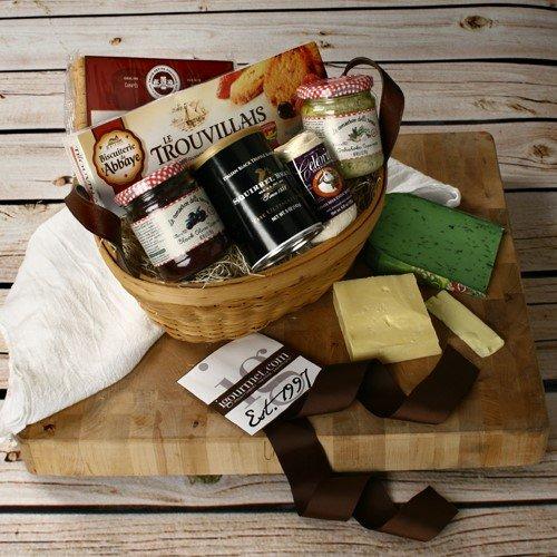 Vegetarian Lifestyle Gift Basket (2.8 pound) (Gift Basket Quebec)
