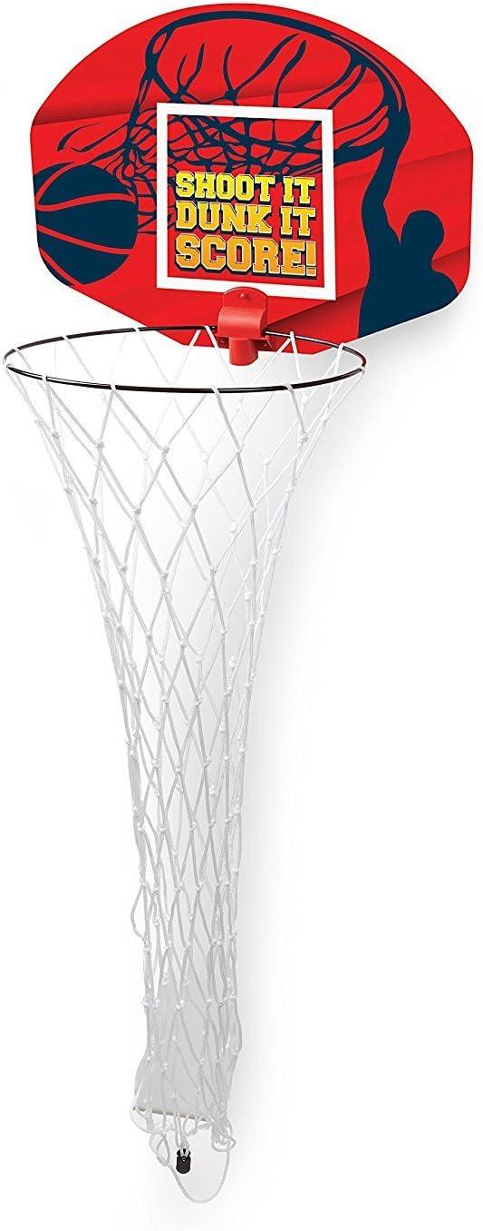 Ideas en la vida Colada Ropa Sucia Canasta de baloncesto y aro 2 ...