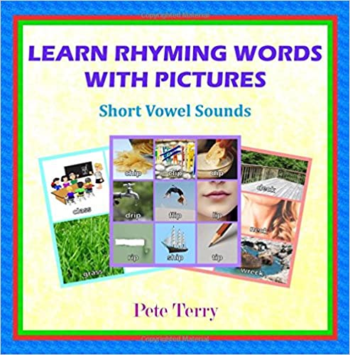 Learn Rhyming Words with Pictures: Short Vowel Sounds