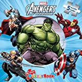 Marvel Avengers Assemble My First Puzzle Book