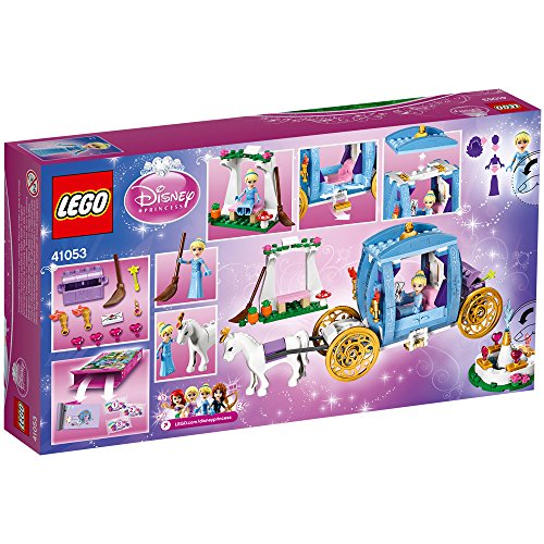 Lego princesas disney la carroza encantada de cenicienta - Carroza cenicienta juguete ...