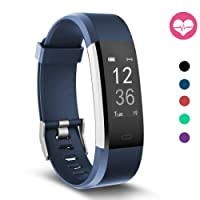 Fitness Tracker, MoreFit Slim HR Plus Heart Rate Smart Bracelet Pedometer Wearable Waterproof Activity Tracker Watch